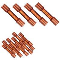 Schrumpfverbinder Ø 0,5 - 1,5 mm² rot