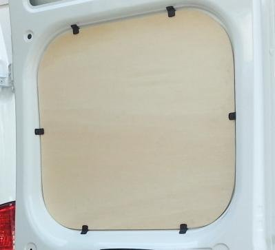 Laderaumverkleidung komplett Seitenverkleidung für Fiat Ducato L4 ab 2006