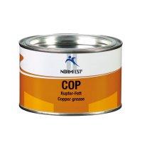Kupferfett Cop Kupferpaste Schmierfett Hochdruck Bremsen Paste 250g
