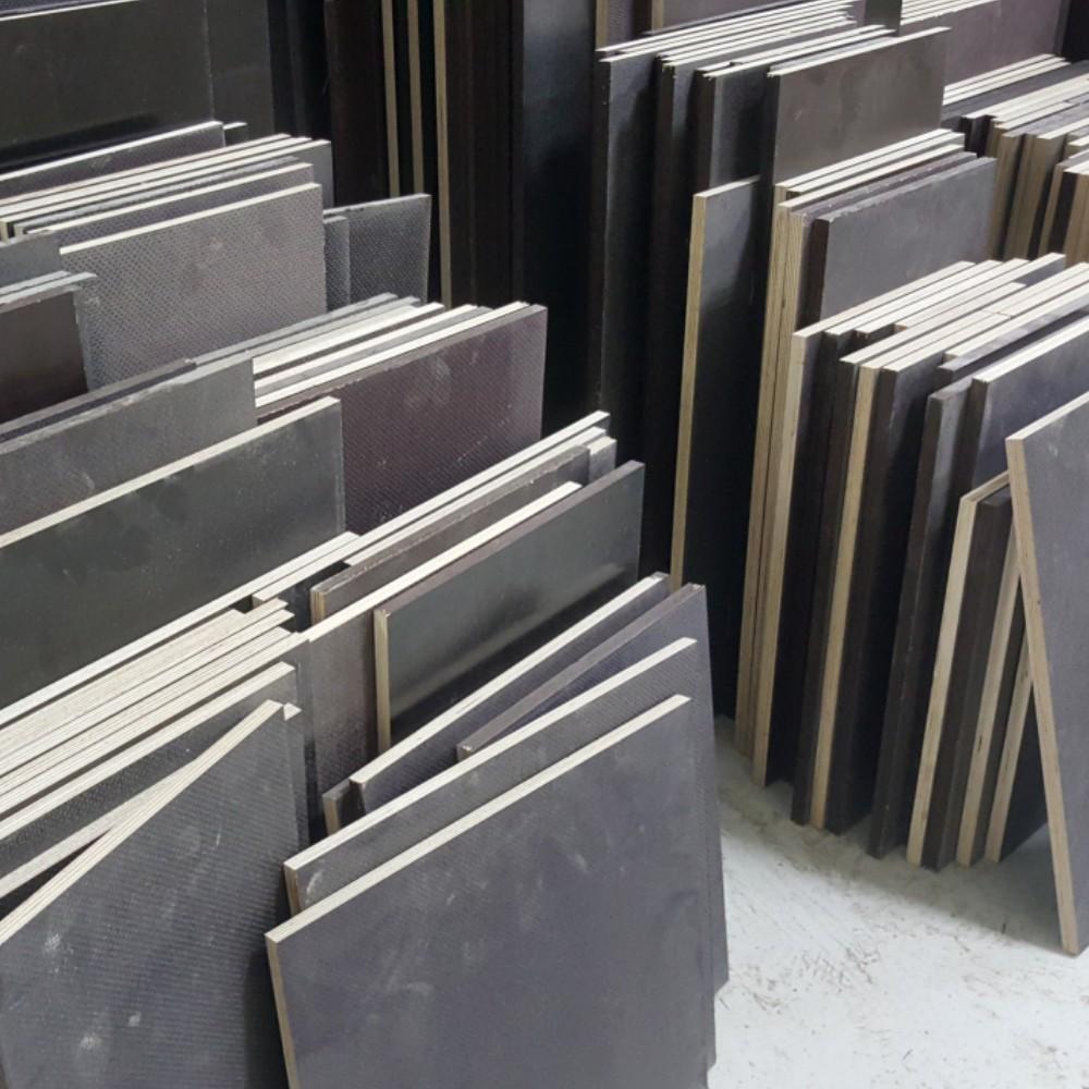 Siebdruckplatte 15mm Zuschnitt Multiplex Birke Holz Bodenplatte 80x120 cm