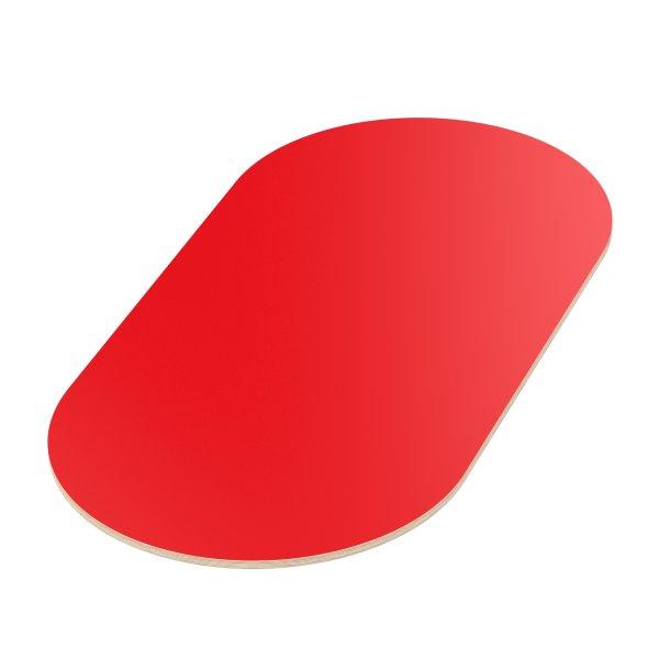 18 mm Multiplex Platten rot melaminbeschichtet Zuschnitt auf Maß