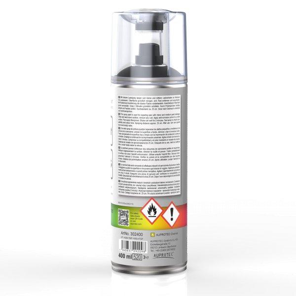 AUPROPAINT MAT 400ml Auto Lack Spray schwarz | auprotec.com