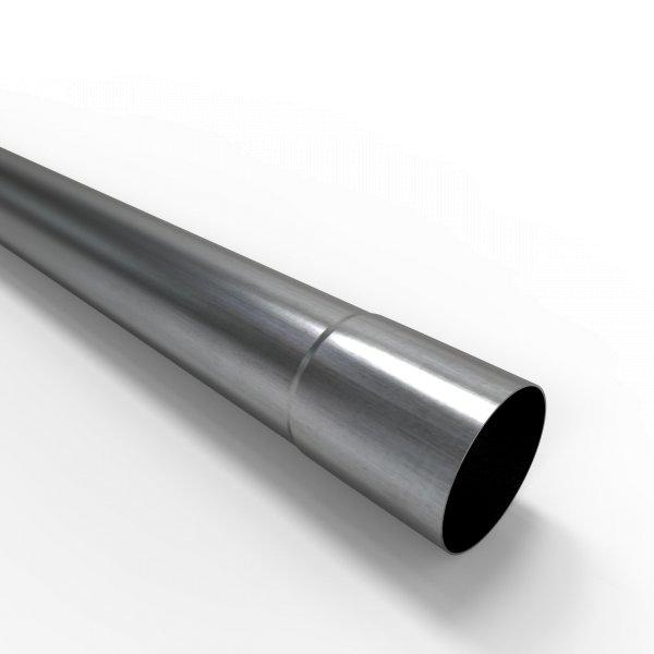 40cm Auspuffrohr universal Ø 52 mm Stahl Auspuff Rohrverlängerung
