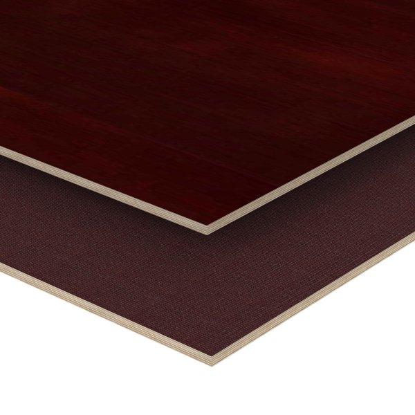 80x10 cm Siebdruckplatte 24mm Zuschnitt Multiplex Birke Holz Bodenplatte
