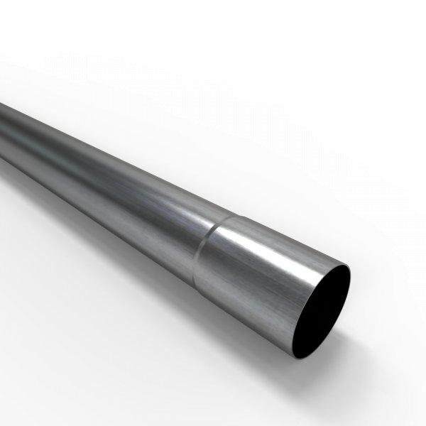 40cm Auspuffrohr universal Ø 48 mm Stahl Auspuff Rohrverlängerung