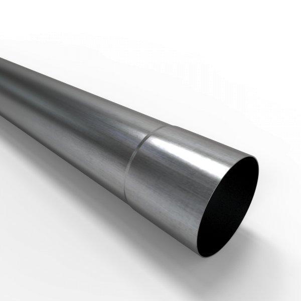 40cm Auspuffrohr universal Ø 70 mm Stahl Auspuff Rohrverlängerung