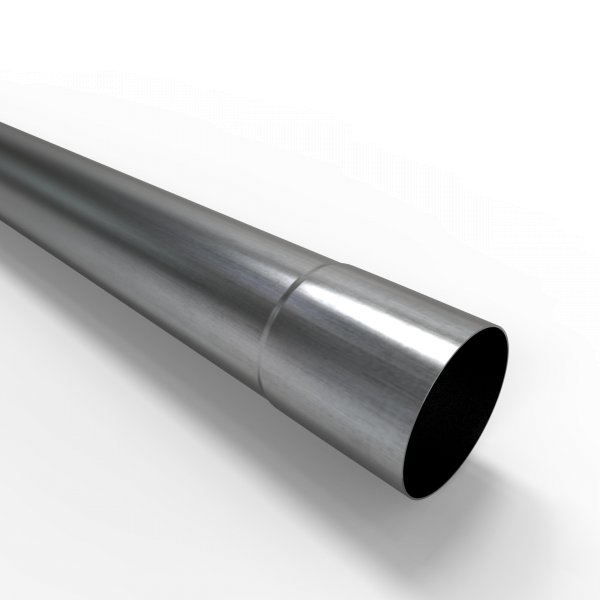 40cm Auspuffrohr universal Ø 60 mm Stahl Auspuff Rohrverlängerung
