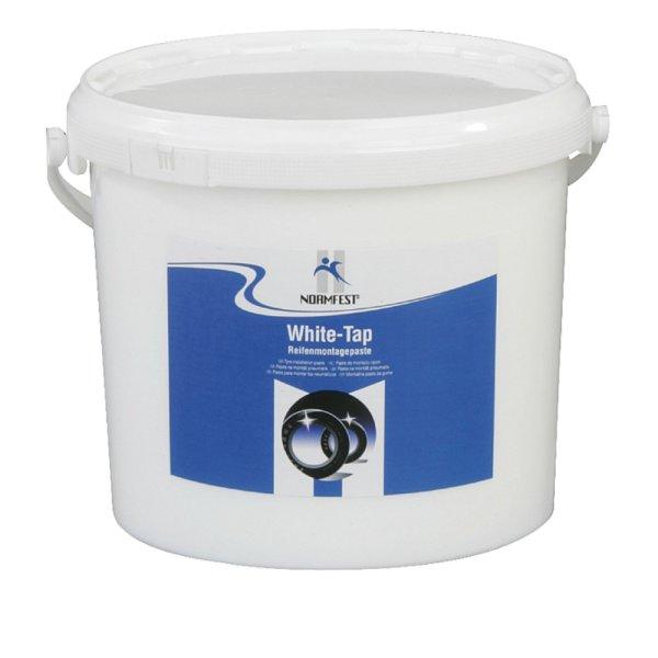 Reifenmontagepaste White-Tap Reifenmontierpaste Reifenmontier Wax 5 Kg