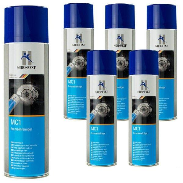 Bremsenreiniger MC-1 Teilereiniger Spray Intensiv Reiniger Spray 500ml
