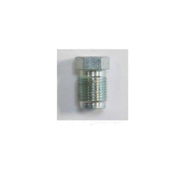 Verschraubung Bördel E - M12x1 - Länge 20,0 mm