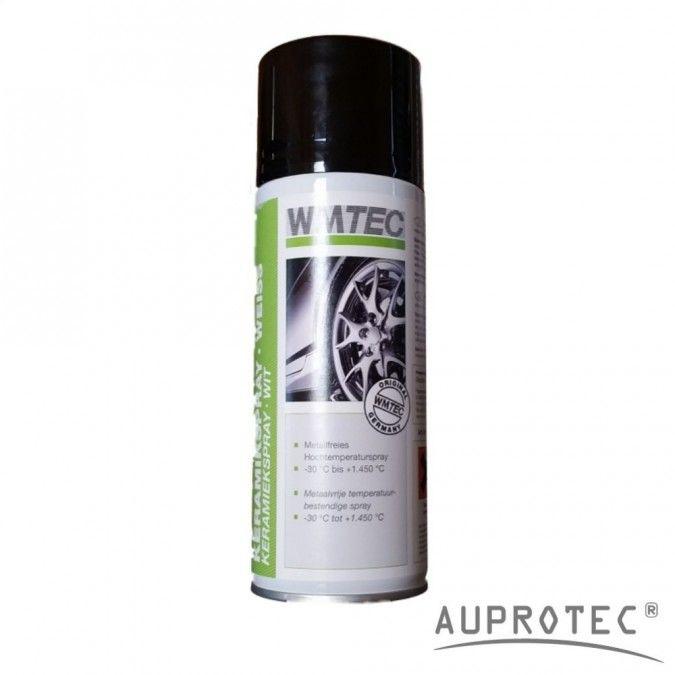 keramikspray 400ml spraydose wei schmierung chemie pflege auprotec online shop f r. Black Bedroom Furniture Sets. Home Design Ideas