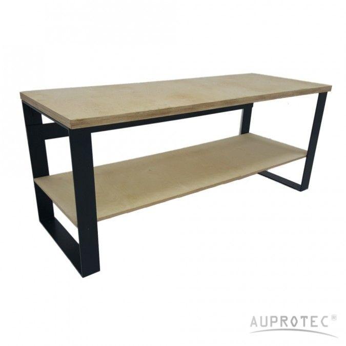 profi design werkbank 120 cm 200 cm mit multiplex arbeitsplatte massiv 40mm schwere ausf hrung. Black Bedroom Furniture Sets. Home Design Ideas